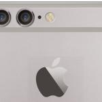 Apple testuje duální fotoaparát pro iPhone 7