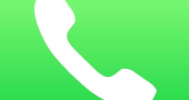Jak rychle vytočit poslední volané číslo na vašem iPhonu