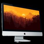Tapety pro iPhone i OSX inspirovány hrou Firewatch