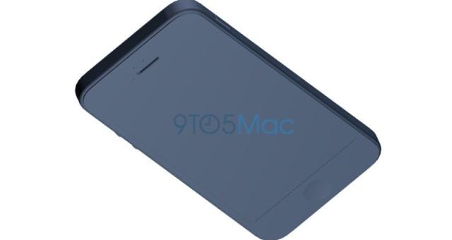Designové obrázky naznačují, že nový iPhone 5se bude vypadat téměř totožně jako iPhone 5s