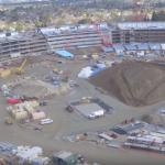 Podívejte se, jak pokračuje stavba Apple Campus 2