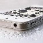 iPhony bude možné ovládat i s mokrými prsty