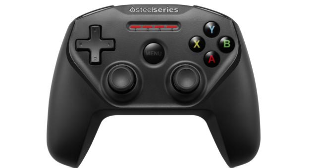 SteelSeries Nimbus: herní ovladač pro Apple