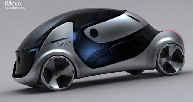 Jak bude vypadat automobil od Applu v roce 2030?