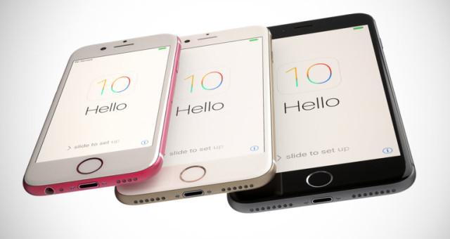 """Japonský magazín zveřejnil detailní schémata pro """"iPhone 7 Pro"""""""