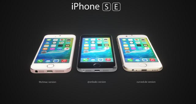 Podívejte se na současné koncepty iPhonu SE