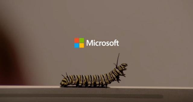 Nejnovější reklamy Microsoftu zdůrazňují, co všechno Macy neumí