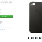 Apple představil nové obaly pro iPhone SE, které jsou kompatibilní s iPhone 5/s
