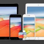 Tapety pro iPhone SE, iPad Pro a Apple Watch