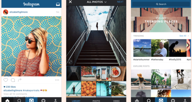 Instagram zvýšil časový limit videa na 60 vteřin
