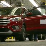 Ford konečně oznámil, že jejich první model, který bude obsahovat CarPlay, bude 2017 Escape
