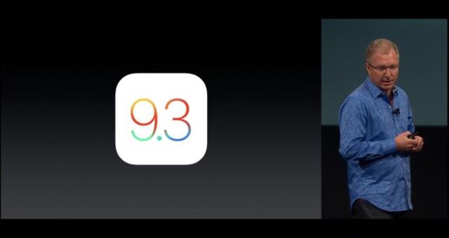 Apple potvrdil, že o problému s odkazy v iOS 9.3 ví