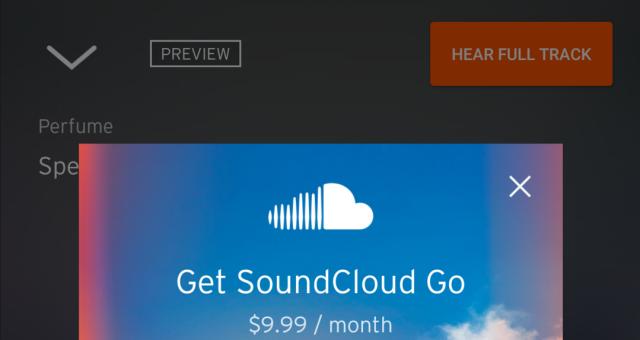 SoundCloud zavede měsíční předplatné