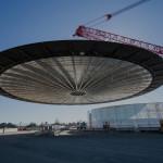 Jak bude vypadat hlavní sál v budoucím sídle Applu?