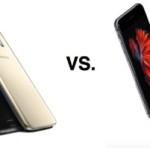 Je odolnější iPhone 6S Plus nebo Samsung Galaxy S7 Edge?