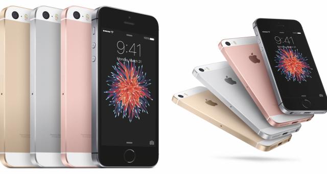 Jaké komponenty obsahuje iPhone SE?