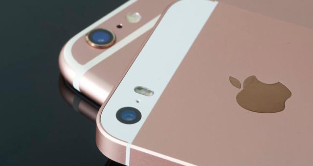 iPhone SE pravděpodobně klesající prodeje iPhonů nezvrátí