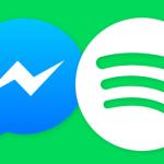 Messenger se integruje se Spotify