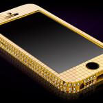 Podívejte se na iPhone SE z 24karátového zlata za téměř 2 miliony korun