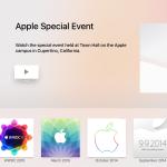 Apple TV dostala aplikaci, kde si můžete pustit živý přenos pondělní akce
