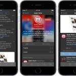 Apple začal prezentovat své Apple News na Twitteru