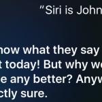 Siri má svůj vlastní názor na smrt Jona Snow