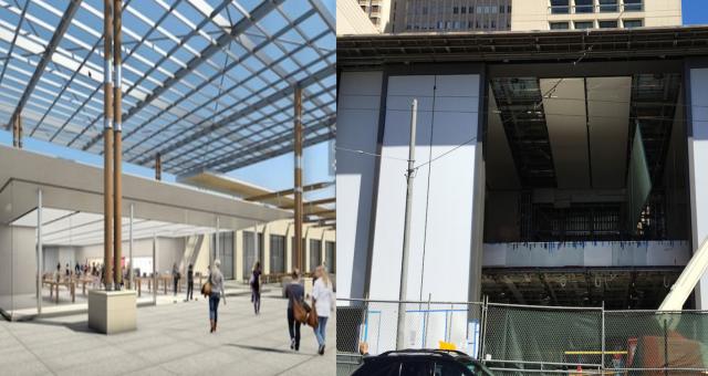 Apple Store v Marseille bude otevřen 14. května