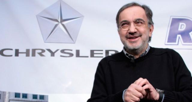 Fiat Chrysler CEO je otevřený potenciální spolupráci s Applem nebo Googlem