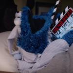 """Apple zveřejnil """"behind the scenes"""" video z natáčení reklamy s Cookie Monster"""