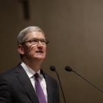 Kolik Apple platí za ochranu Tima Cooka?