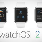 Apple vydal první betu watchOS 2.2.1