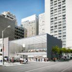 Apple představil obnovený design maloobchodů vnovém obchodě na Union Square