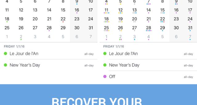 Jak nastavit synchronizování vašeho kalendáře na iPhonu či iPadu