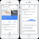 Mobilní aplikace Google získala klávesové zkratky, čas zájmu ve výsledcích vyhledávání a další