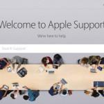 Stránka Apple Support dostala nový design