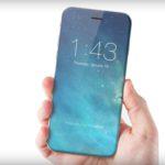 iPhone 7s/8 by mohl mít displej přes celou obrazovku s integrovaným Touch ID a fotoaparátem