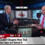 Tim Cook: reakce Wall Street na finanční zprávu Applu je přehnaná