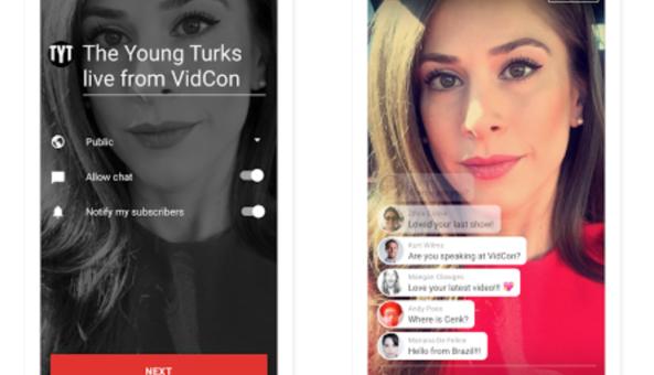 Youtube konečně umožnil nahrávání live streamu