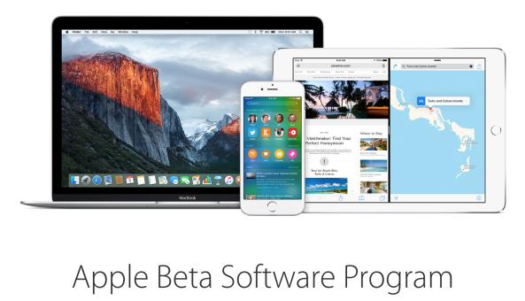 Apple vydal nové beta verze pro iOS 9.3.3, tvOS 9.2.2 a OS X 10.11.6