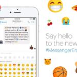 Aplikace Facebook Messenger zveřejnil 1500 nových emotikon