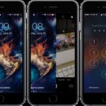 """Vnadcházejícím iOS 10 zmizí gesto """"Odemkněte přejetím,"""" a místo toho se na uzamčené obrazovce objeví: """"Odemkněte stisknutím tlačítka"""""""