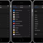 Vyjde funkce Dark Mode u iOS 10?