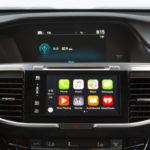 Nová verze Hondy Accord přinese podporu Apple CarPlay