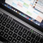 KONCEPT: Nový MacBook Pro s dotykovým OLED panelem