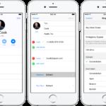 iOS 10: nová funkceEmergency Bypass u jednotlivých kontaktů