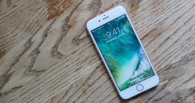 Apple nechal jádro iOS 10 nezašifrované úmyslně