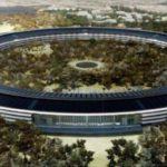 Podívejte se, jak pokračuje výstavba Apple Campusu 2