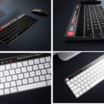 KONCEPT: Magic Keyboard s OLED klávesami