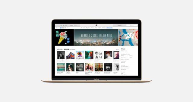 iTunes a App Store měly rozsáhlý výpadek