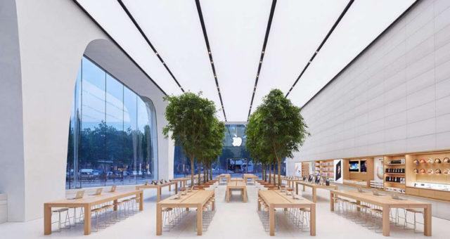 Vypadá to, že Apple konečně získá v Indii povolení k otevření Apple Storu